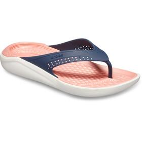 Crocs LiteRide - Sandalias - rosa/azul
